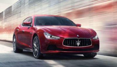 Maserati Ghibli: l'entry-level del Tridente uscirà di produzione nel 2023