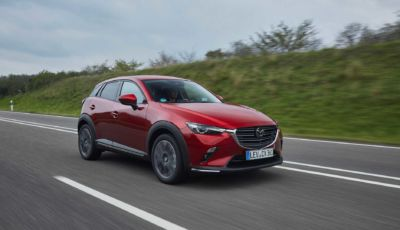 Mazda CX-3 2021: il B-SUV giapponese arriva in Italia da 23.150 Euro