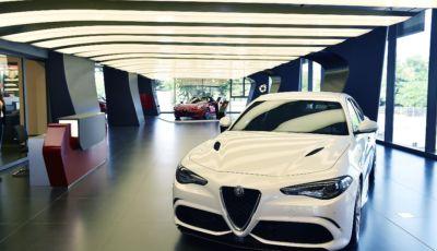Il Motor Village di Arese fa spazio ai modelli elettrici Fiat, Lancia e Abarth