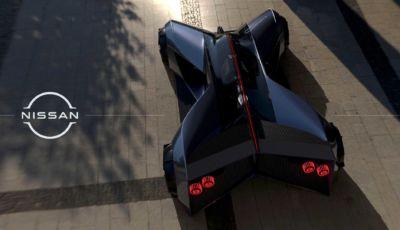 La Nissan GT-R del futuro? Si guiderà con il pensiero