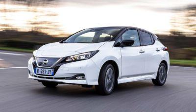 Nissan Leaf al capolinea: al suo posto arriverà un crossover elettrico
