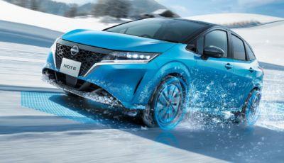 Nissan Note 2021: la e-Power AWD ibrida da 22.100 Euro