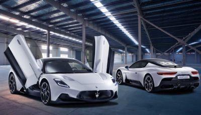 Novità auto 2021 – 2022: i modelli in arrivo il prossimo anno