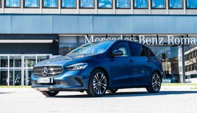 Nuova Mercedes Classe B: l'ibrida 250e EQ Power parte da 41.439 Euro