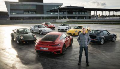 Porsche 911 Turbo: dalla 930 alla 992, la storia di un mito