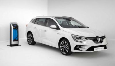 Renault Megane Sporter E-Tech: la station wagon da 36.950 Euro