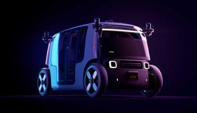 Amazon lancia Zoox, il primo robotaxi elettrico a guida autonoma