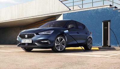 Seat Leon E-Hybrid: listino prezzi da 34.650 Euro