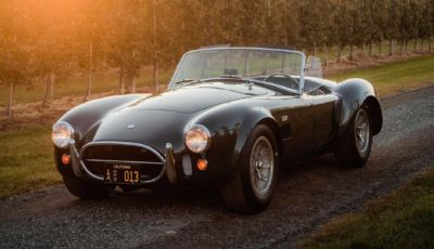 Shelby Cobra 427: la roadster di Carroll Shelby è in vendita