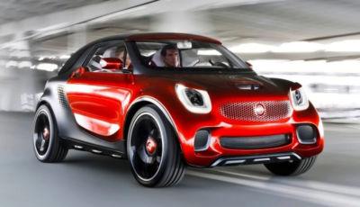 Smart: il SUV elettrico sarà pronto per il 2022