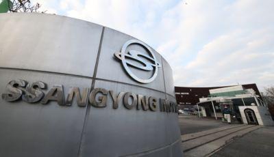SsangYong in guai finanziari: richiesta l'amministrazione controllata