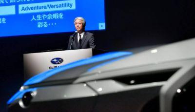 Subaru: entro il 2025 arriva il primo SUV full electric