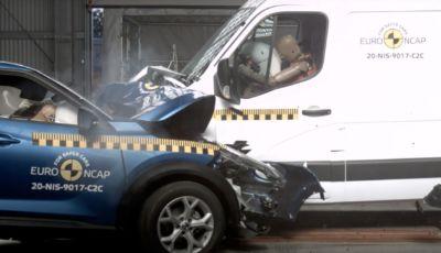 Quali sono i furgoni più sicuri secondo Euro NCAP