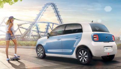 La Cina è vicina e avanti nelle vetture elettriche