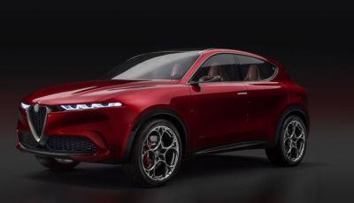 Alfa Romeo Tonale eletta novità dell'anno 2021 al Car of the Year Awards