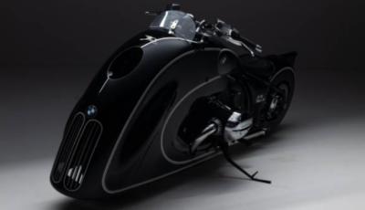 BMW Motorrad presenta la nuova R 18 custom firmata da Dirk Oehlerking