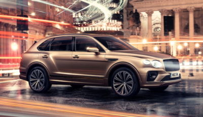 Bentley Bentayga Hybrid: l'ibrida inglese di lusso si rinnova