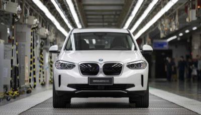 Brilliance BMW iX3: la Cina è sempre più vicina!