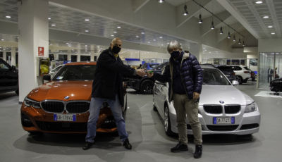 BMW Serie 3, test sull'evoluzione della specie