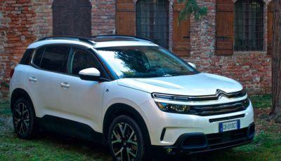 SUV Citroën C5 Aircross Hybrid Plug-in: Test Drive