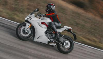 Ducati: al via la produzione della nuova SuperSport 950