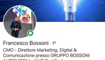 Il 2021 automobilistico visto dal Gruppo Bossoni
