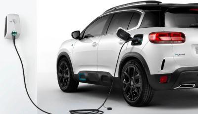 SUV Citroën C5 Aircross Hybrid: i vantaggi della tecnologia ibrida plug-in