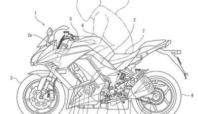 Kawasaki: il futuro è in un nuovo cambio automatico?