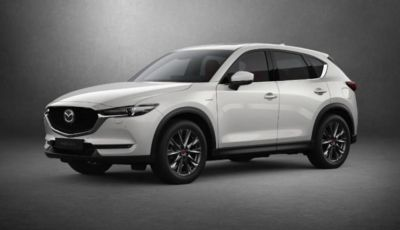 Mazda CX-5 2021: come cambia il SUV giapponese