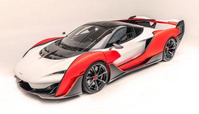 McLaren Sabre: l'hypercar fatta su misura