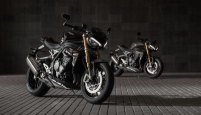 Triumph Speed Triple 1200 RS: le novità della versione 2021