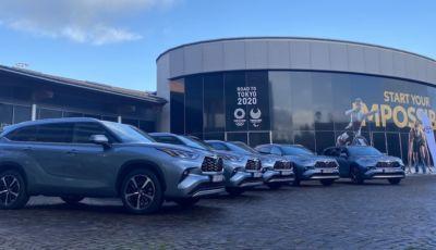 Toyota Highlander: la prova su strada del SUV premium giapponese
