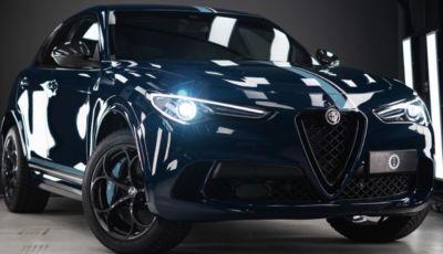 Alfa Romeo Stelvio Quadrifoglio, il tuning di Garage Italia