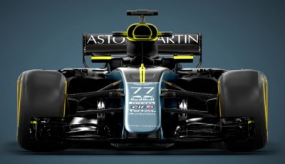 F1 2021: Racing Point diventa Aston Martin con Vettel e Stroll