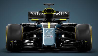 F1 2021: Racing Point diventa Aston Martin con Vettel e Stroll