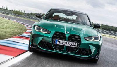 BMW, novità auto 2021-2022: M3, M4 e la famiglia iX in prima linea