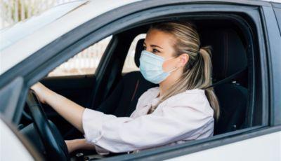 Coronavirus: Honda brevetta il filtro per le automobili