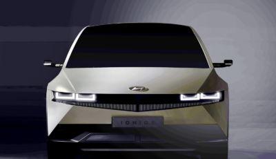 Hyundai Ioniq 5: il debutto è previsto per febbraio 2021