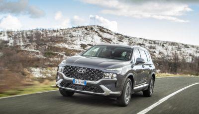 Hyundai Santa Fe: in arrivo l'edizione 20° anniversario da 57.600 Euro