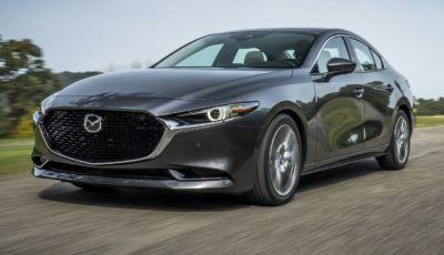 Mazda 3 Sedan: la giapponese diventa una berlina elegante e raffinata