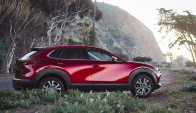 Mazda CX-30 MY2021: lo Skyactiv-X da 186 CV diventa più potente e pulito