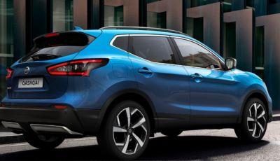Nissan Qashqai 2021: l'ultimo teaser prima del debutto il 18 febbraio