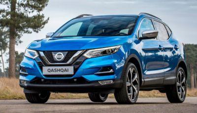 Nissan Qashqai 2021: la terza generazione è attesa in primavera