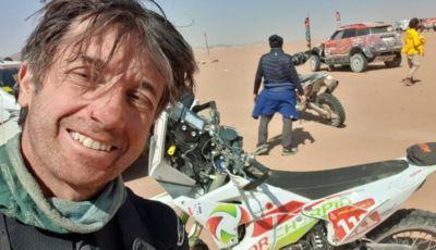 Dakar 2021: il francese Pierre Cherpin muore nella settima tappa
