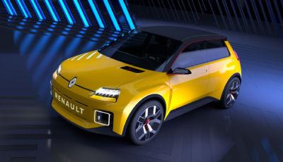 """Renault 5 Prototype 2021: la mitica """"Turbo"""" ritorna in chiave elettrica"""