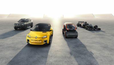 Renaulution 2025: il piano di Renault per vincere la sfida dell'elettrico