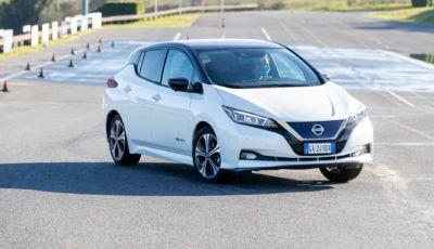 A Vallelunga nasce la prima scuola guida per auto elettriche
