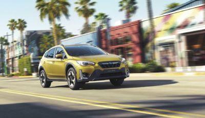 Subaru XV 2021: più moderna e più tecnologica, prezzi da 24.950 Euro