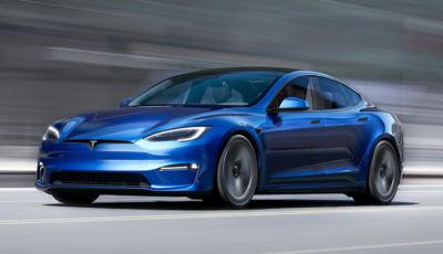 Tesla aggiorna la Model S e la Model X: tutti i dettagli del restyling 2021