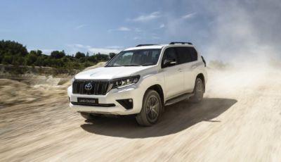 Toyota Land Cruiser: nel 2021 arriva il nuovo modello sportivo?